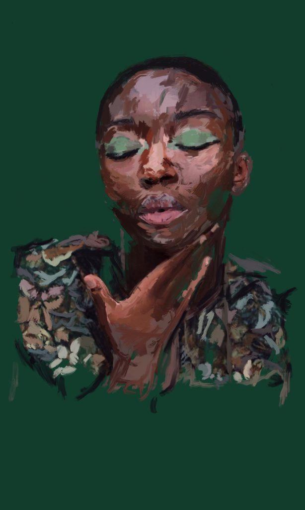 Oluwatoyin Salau by Chelsea Snyder