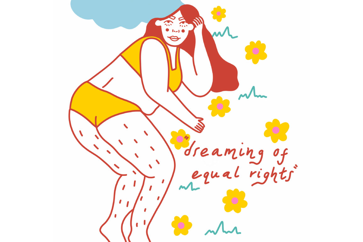 dreaming of equal rights